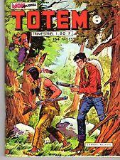 TOTEM 13  MON JOURNAL 1973 RARE TBE