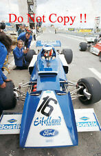 Rolf stommelen Eifelland type espagnole de 21 grand prix 1972 photo 1