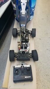COLLECTOR BUGGY THERMIQUE 1/8