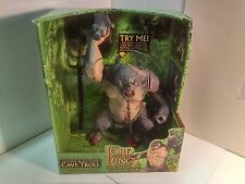 Toy Biz - Lord of the Rings - Sound & Action Cave Troll (2001) RARE!