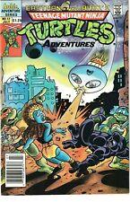 Teenage Mutant Ninja Turtles #12 F/VF (Archie, 1990) RARE Canadian Price Variant