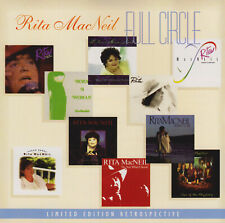 Rita MacNeil - Full Circle (CD, 1998 7 2434 97549 2 8) Fully Tested