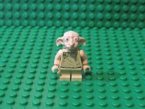 "HARRY POTTER LEGO MINIFIG MINIFIGURE "" DOBBY "" 4736 DB36"