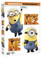 MINIONS - CATTIVISSIMO ME COLLECTION (COFANETTO 2 DVD) ANIMAZIONE DIGITALE FOX