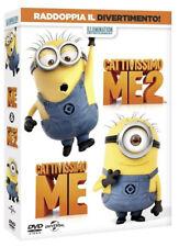 MINIONS - CATTIVISSIMO ME COLLECTION (COFANETTO 2 DVD) ANIMAZIONE DIGITALE FOX