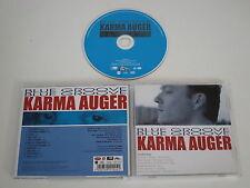 KARMA AUGER/BLUE GROOVE(CASTLE MUSIC CMRCD1444) CD ALBUM