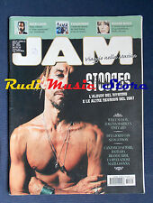 Rivista JAM 135/2007 Stooges Nick Cave Tinariwen Sean Lennon Willy Mason No cd