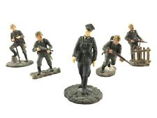 1:32 21st Century Toys Ultimate Soldier WWII German Army Infantry 5 Figure Lot