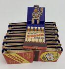 ONE - Vtg Matchbook Wonder Bread Advertisement Pop-up Full Feature Matches Baker