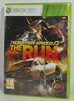 Need for Speed The Run Xbox 360 Game Near Mint Complete PAL UK Fast Free P&P