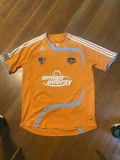 Adidas Clima Cool Houston Dynamo MLS Champions Jersry Mens XL