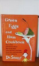 *****Green Eggs and Ham Cookbook---Dr. Seuss---G. Brennan---hc---2006*****