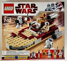 LEGO 8092 Luke's Landspeeder NEW Sealed Box NIB Special Edition