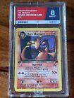 Pokemon 1st Ed Dark Charizard Non Holo - ACE 8 M/NM - COLOUR