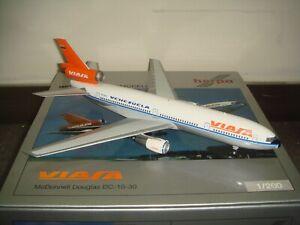 "Herpa Wings 200 Viasa Venezuela DC-10-30 ""1980s color"" 1:200 RESIN"