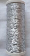 New High Quality Silver Coloured 100m Thread For Hand Or Machine