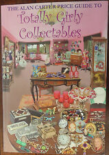 Alan Carter Price Guide to Totally Girly Collectables - 2008 Edition - Scarce