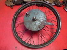 roue avant moto belge FN M70 M90