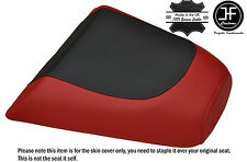 BLACK & DARK RED VINYL CUSTOM FITS YAMAHA GP 1200 800 760 97-00 REAR SEAT COVER