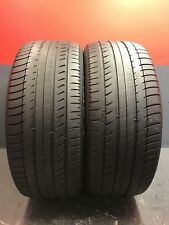 2 Great Used Michelin Latitude Sport 275/45R21 275/45/21 2754521 60%life