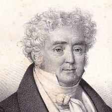 Charles Chrétien Henri MARC Médecine Louis Philippe Restauration Psychiatrie