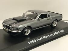 Ford Mustang Boss 429 1969 John Wick 1/43 Greenlight (grey)