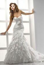 Maggie Sottero Wedding Dresses Ruching Regular