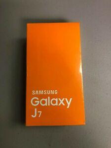 "Samsung Galaxy J7 SM-J700F (Factory Unlocked) 5.5"" 16GB GSM - New Sealed"