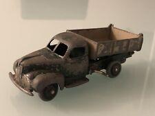 Jouet Ancien Dinky Toys Studebaker benne basculante roue zamac 25M
