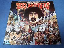 Frank Zappa - 200 Motels / United Artists Records 1971 France 2XLP