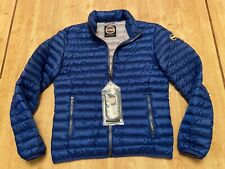 Colmar Blue Lightweight Down Filled Jacket 1279R 1MQ Size 50