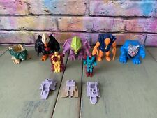 Transformers G1 Monstructor Combiner Lot Pretender Monsters Bundle
