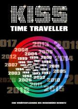 Time Traveller - KISS Fanbuch vom Medienbüro Reimnitz - Buch / Book - Hardcover