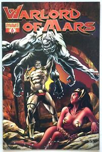 Warlord of Mars #6 Variant Cover D 1:15 - Edgar Rice Burroughs - Dynamite