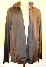 MICHAEL KORS GRAY ** HOODED ZIP UP JACKET ** SIZE XL** WITH POCKETS