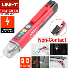 Uni T 901000v Non Contact Ac Electrical Tester Pen Voltage Detector With Led