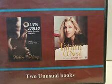 Audio Books - A Paper Life , Tatum O'Neal, Olivia Joules, Fielding.