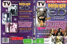 Mister ED-1961-1966-TV Series USA-3 Episodes-DVD