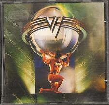 VAN HALEN  5150 NEW CD 9 track 1986 SAMMY HAGAR