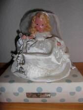 Nancy Ann Storybook Doll ~ #86 Bride w/Box