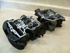 Honda VT VT-1100 Shadow Used Original Front Rear Cylinder Head Pair 1986 #BDK
