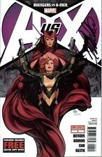signed variant AVENGERS VS X-MEN #0 5th print FRANK CHO MARVEL SCARLET WITCH