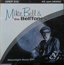 MIKE BELL & BELLTONES EP - MOOLIGHT ROCK - SUPERB FINNISH PURE ROCKABILLY BAND