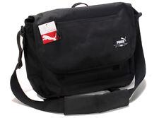 Puma Sac De Messager Noir PUMA officiel produit Ordinateur Portable épaule sac de rangement T1