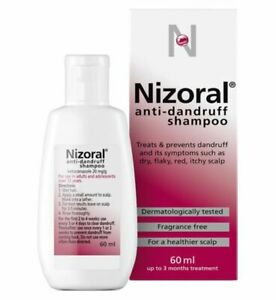 Anti-dandruff Shampoo, Treats and Prevents Dandruff - 60ml