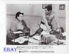 George Maharis barechested R.I. 68 VINTAGE Photo Eli Wallach Naked City