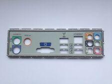 ATX-Blende / I/O-Shield Asus A8M2N-LA & M2N68-LA, HP NodusM3 & Narra-GL8E