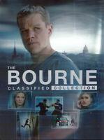 THE BOURNE - CLASSIFIED COLLECTION (BOXSET) (BILINGUAL) (DVD)
