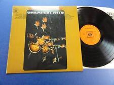 CARL PERKINS greatest hits CBS 69 A1B1 LP EX +/EX +