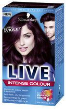 Schwarzkopf Purple Permanent Hair Colourants